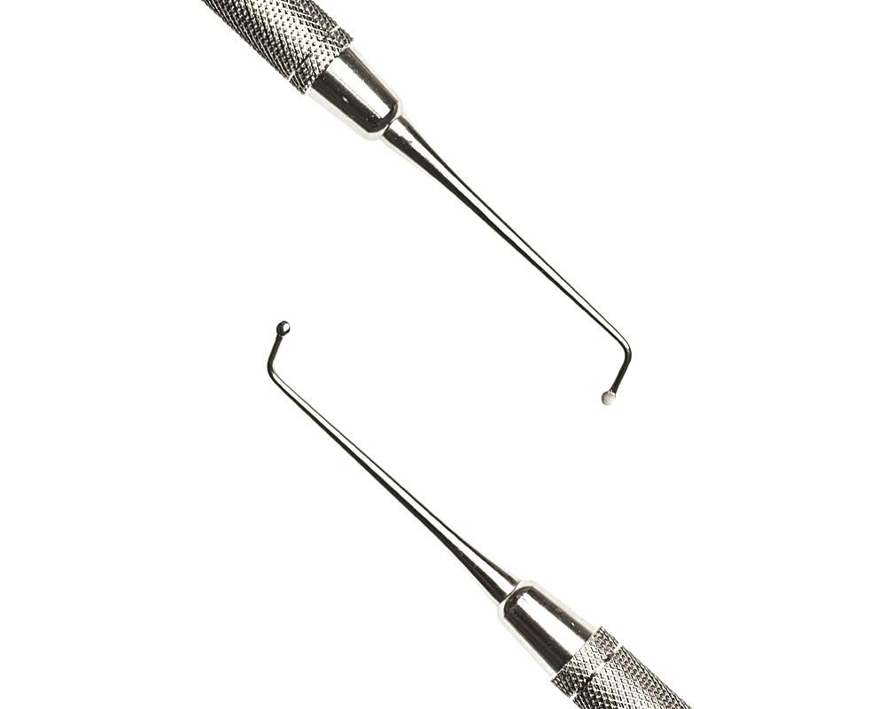 Стоматологический инструмент - Экскаватор 121-122 (N1470-H, N1424-O, N1370-R), Nova