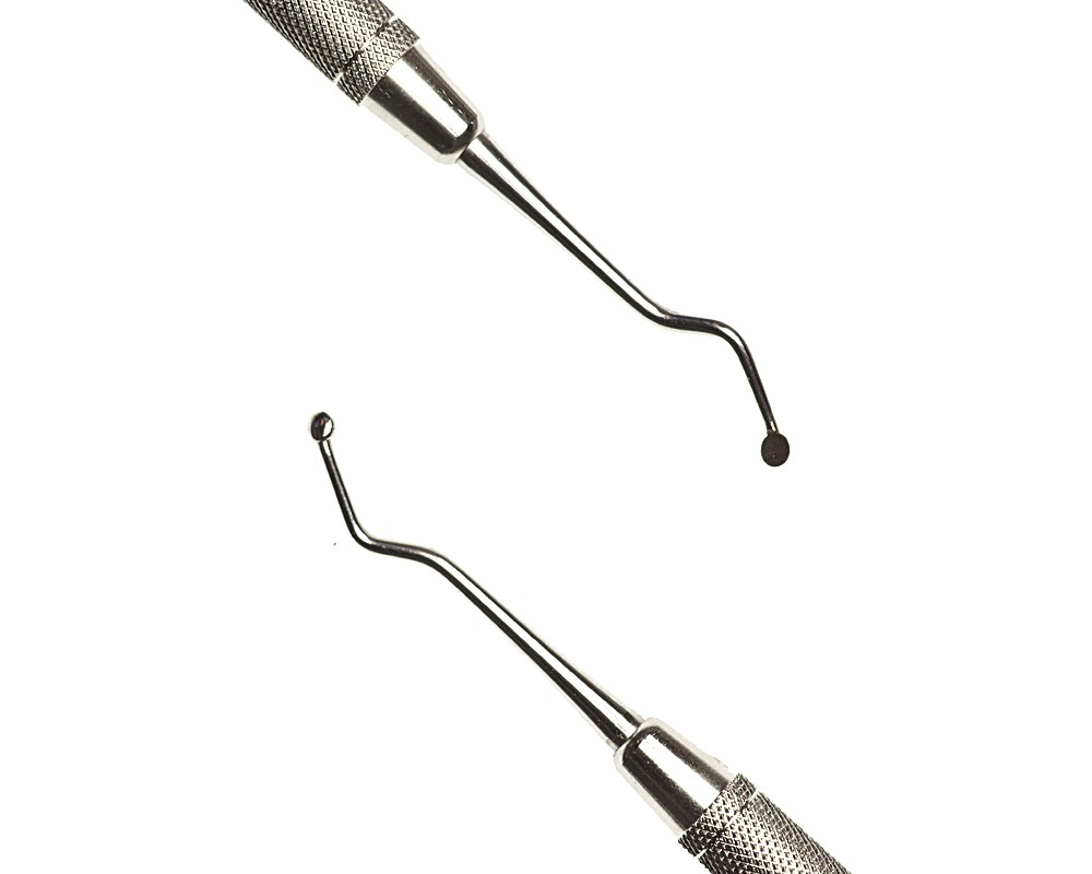 Стоматологический инструмент - Экскаватор 127-128 (N0159-H, N0139-O, N0113-R), Nova