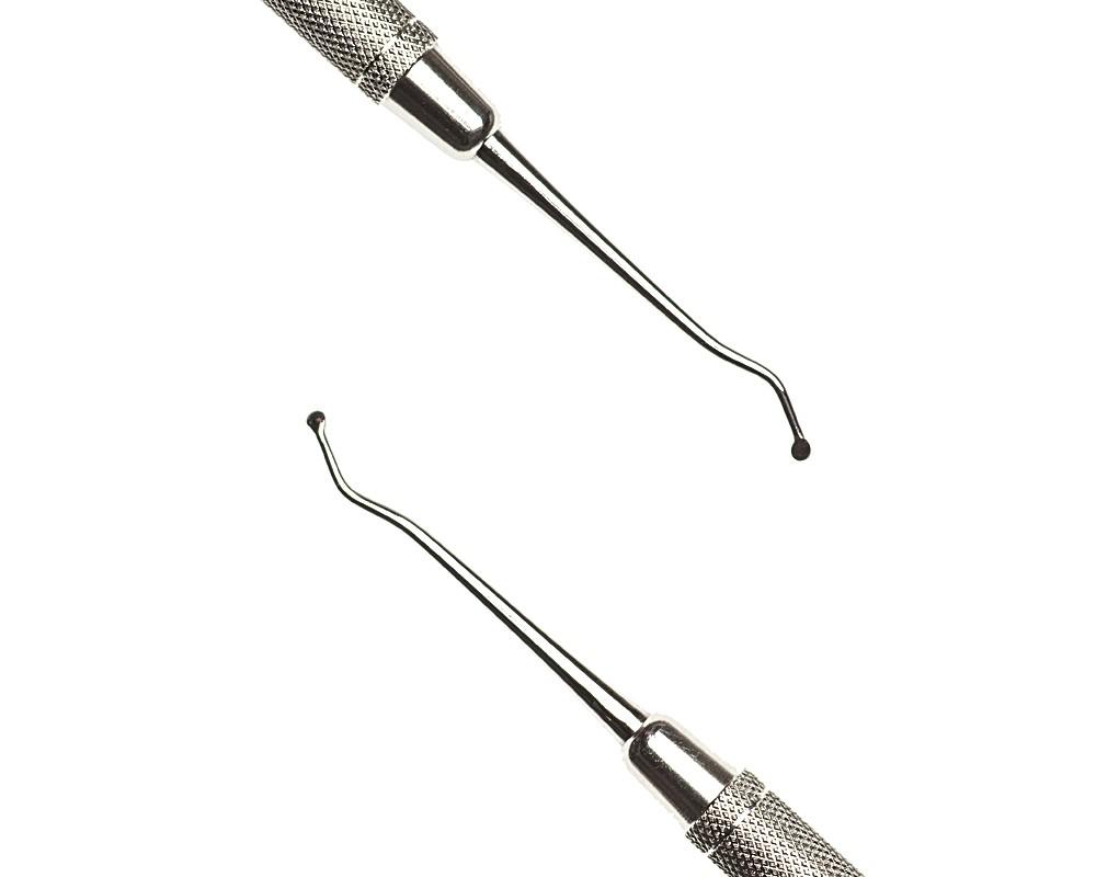 Стоматологический инструмент - Экскаватор 157-158 (N1476-H, N1430-O, N1376-R), Nova