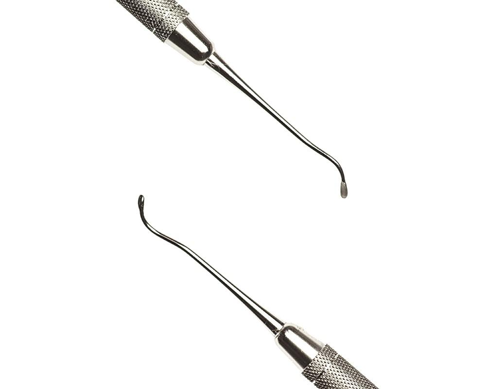 Стоматологический инструмент - Экскаватор 212-213 (N1482-H, N1436-O, N1382-R), Nova