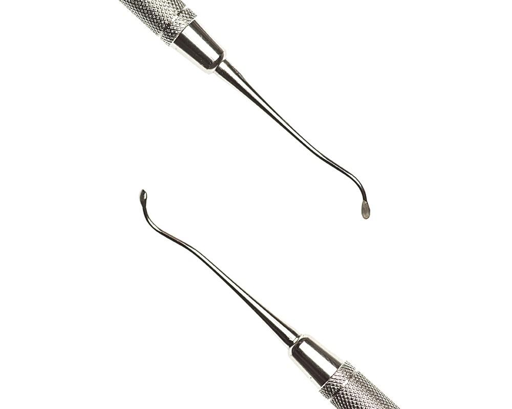 Стоматологический инструмент - Экскаватор 220-221 (N1484-H, N1438-O, N1384-R), Nova