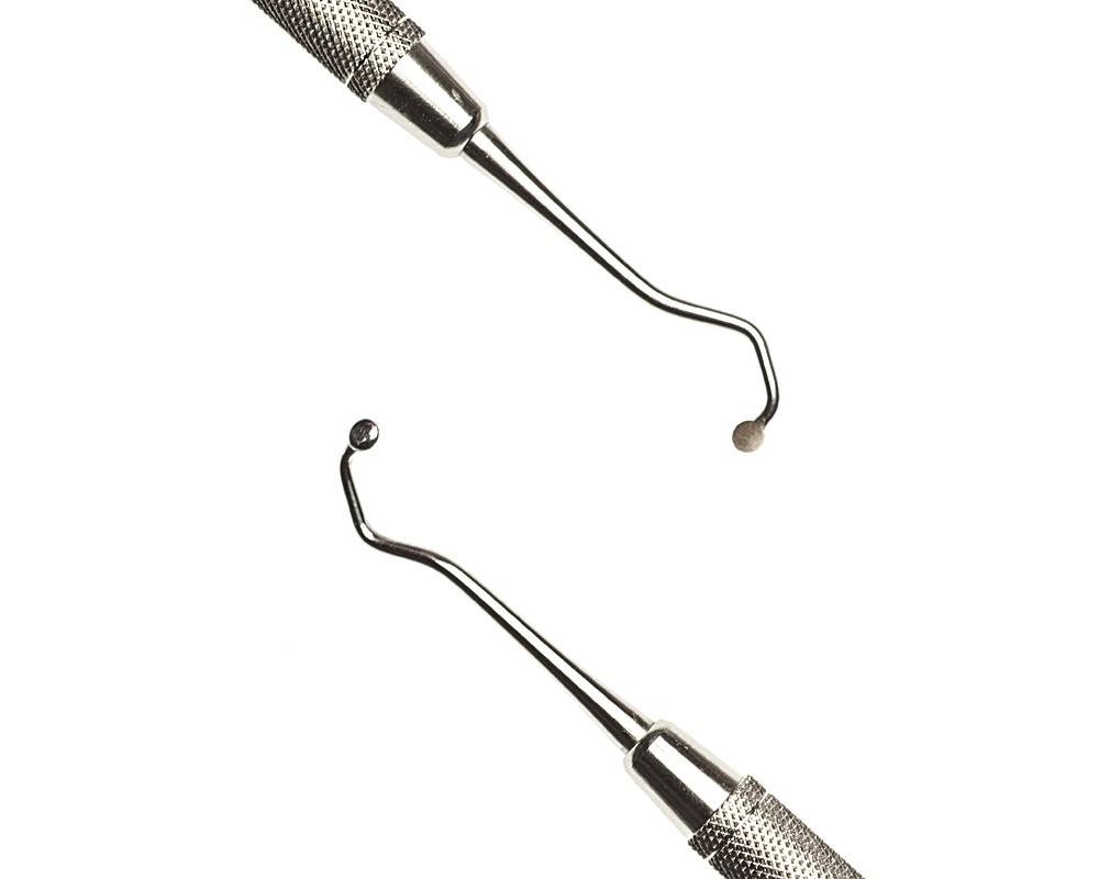 Стоматологический инструмент - Экскаватор 245 (N1490-H, N1444-O, N1390-R), Nova