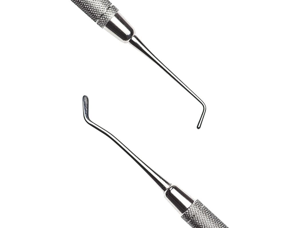 Стоматологический инструмент - Штопфер-Инструмент для работы с композитами PFI 1 (N0243-H, N0213-O, N0183-R)
