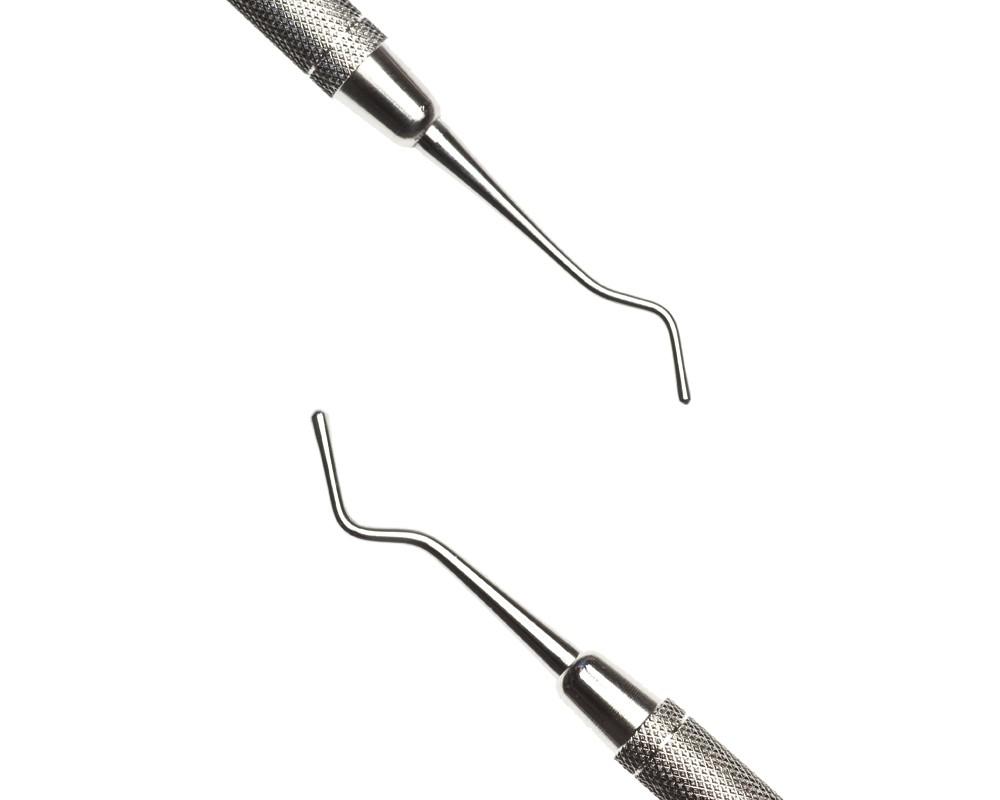 Стоматологический инструмент - Штопфер-Инструмент для работы с композитами PFI 11 UK (N1224-H, N1202-O, N1181-R)
