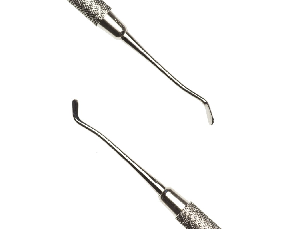 Стоматологический инструмент - Штопфер-Инструмент для работы с композитами PFI 21 (N1226-H, N1204-O, N1183-R)