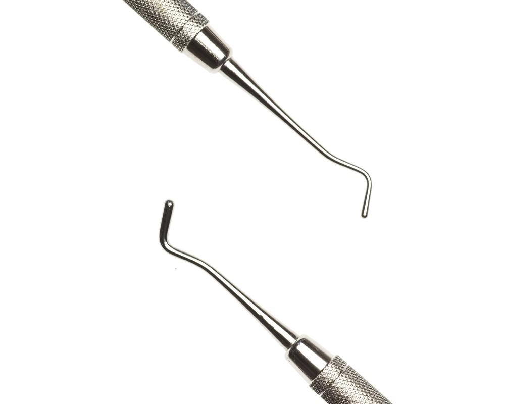 Стоматологический инструмент - Штопфер-Инструмент для работы с композитами PFI 180 (N1231-H, N1209-O, N1188-R)