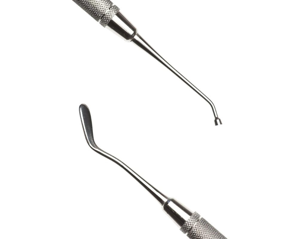 Стоматологический инструмент - Штопфер-Инструмент для работы с композитами Woodson 2 (N0269-H, N0239-O, N0209-R)