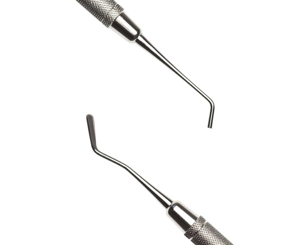Стоматологический инструмент - Штопфер-Инструмент для работы с композитами PFI FP3 (N1233-H, N1211-O, N1190-R)