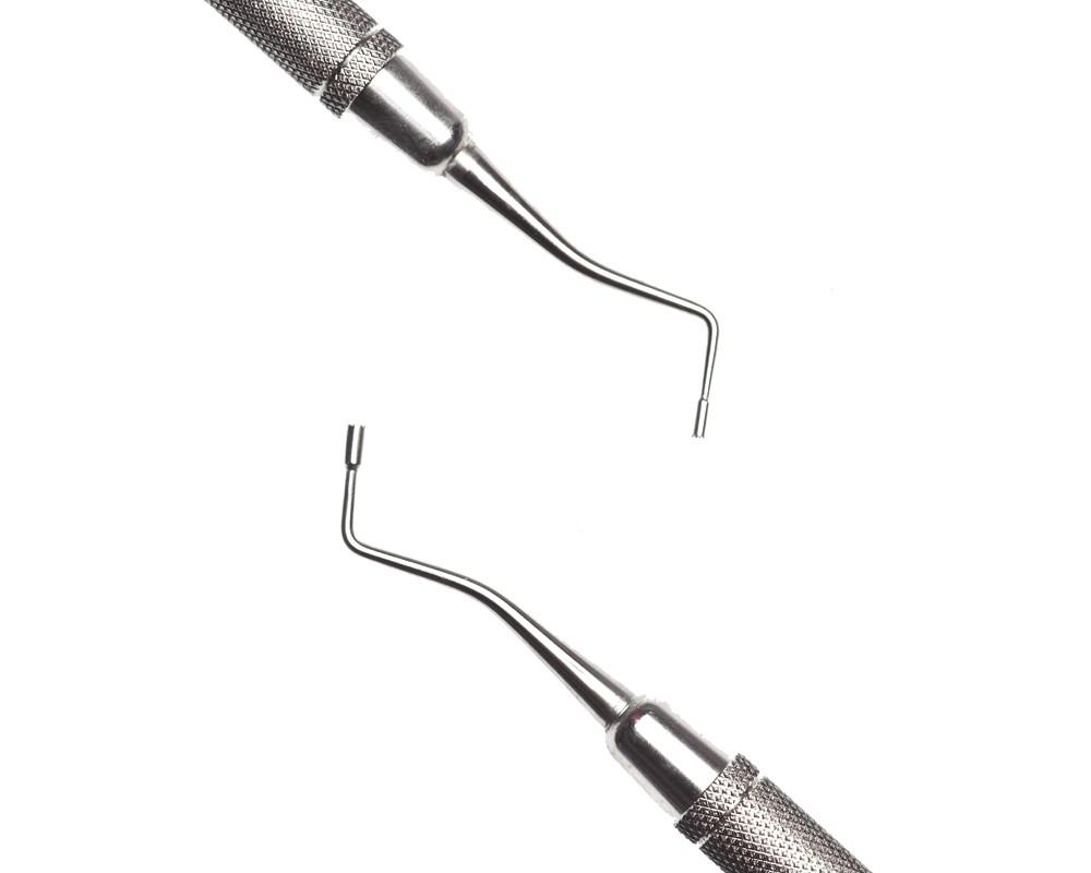 Стоматологический инструмент - Штопфер Blacks 0-1 зубч. (N0299-H, N0287-O, N0275-R)