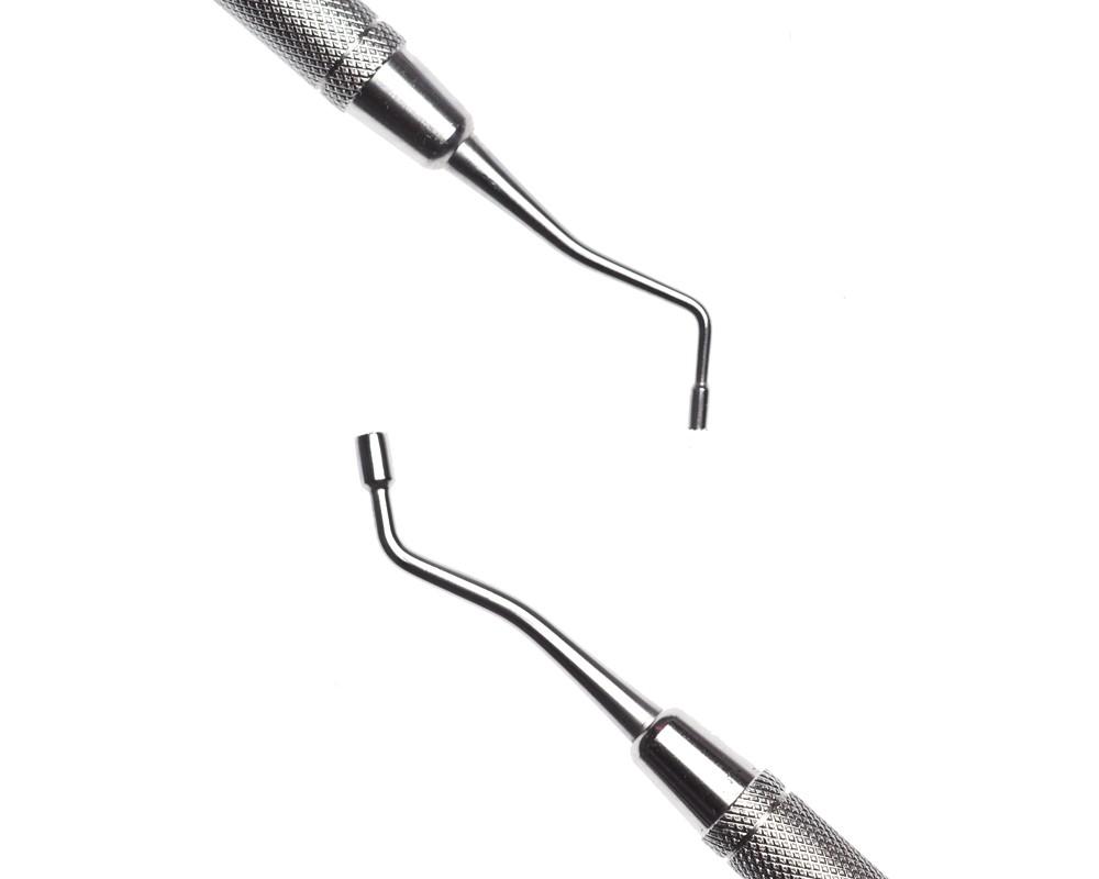 Стоматологический инструмент - Штопфер Blacks 1-2 зубч. (N0301-H, N0289-O, N0277-R)