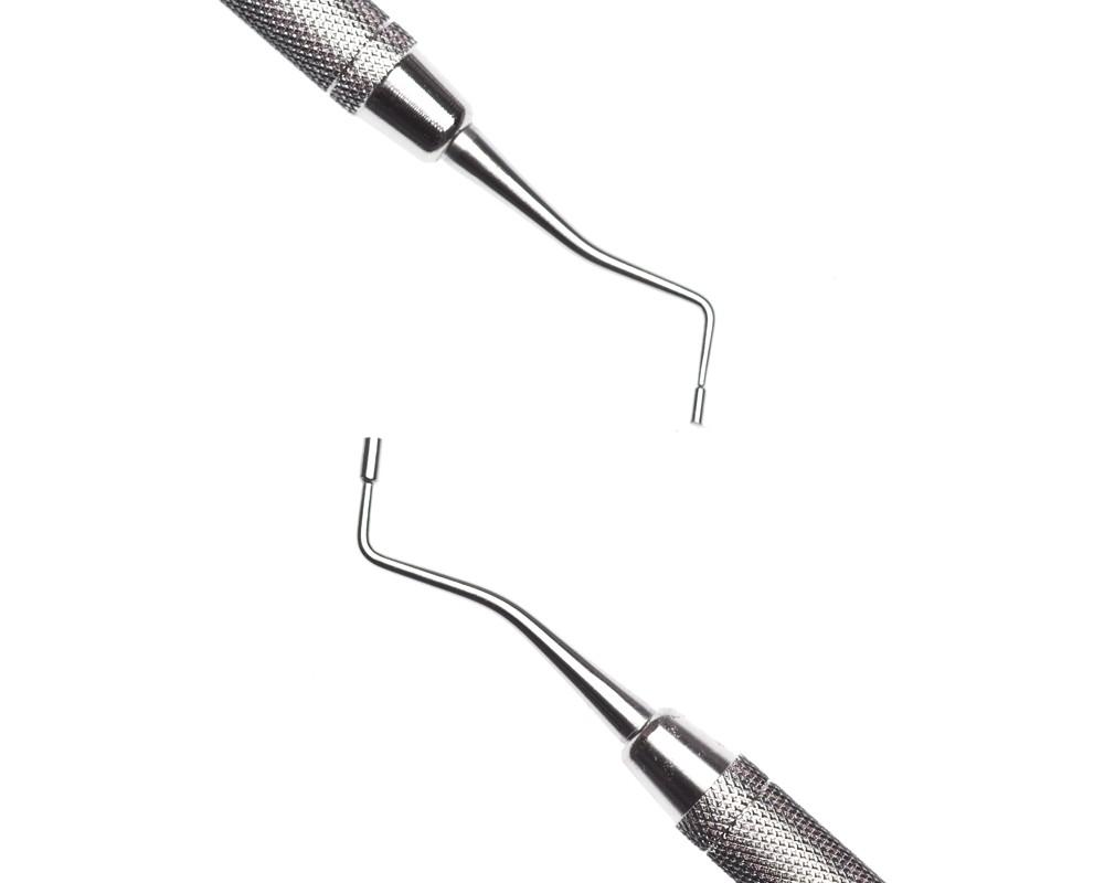 Стоматологический инструмент - Штопфер Blacks 1-2 глад. (N0305-H, N0293-O, N0281-R)