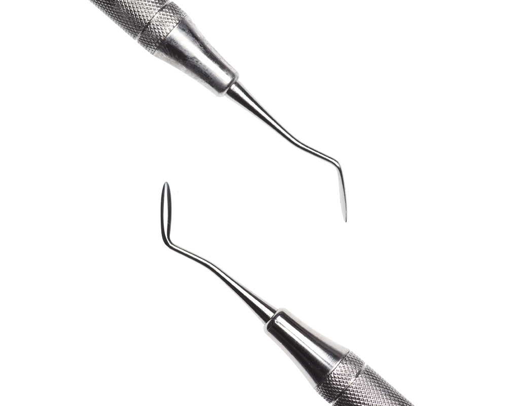 Стоматологический инструмент - Нож-гладилка Hollenbach 3 (N0371-H, N0351-O, N0323-R)
