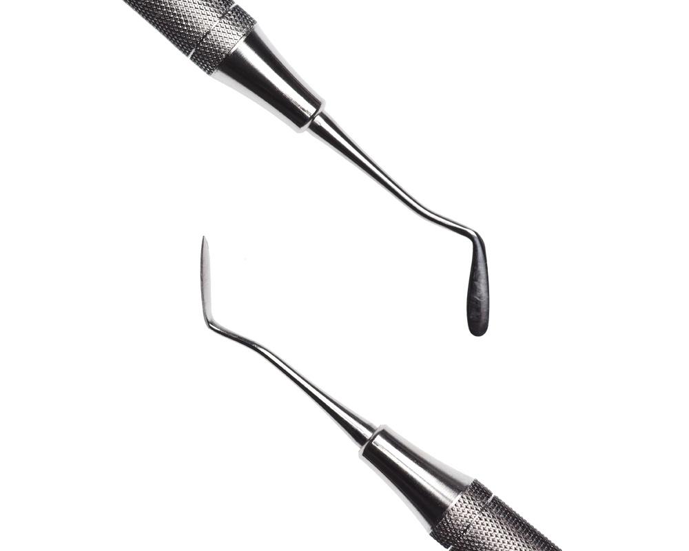 Стоматологический инструмент - Нож-гладилка Wards 2 (N0377-H, N0357-O, N0329-R)