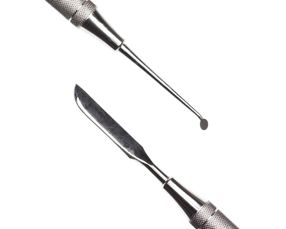 Стоматологический инструмент - Нож-гладилка Le Cron (N1530-H, N1520-O, N0333-R)
