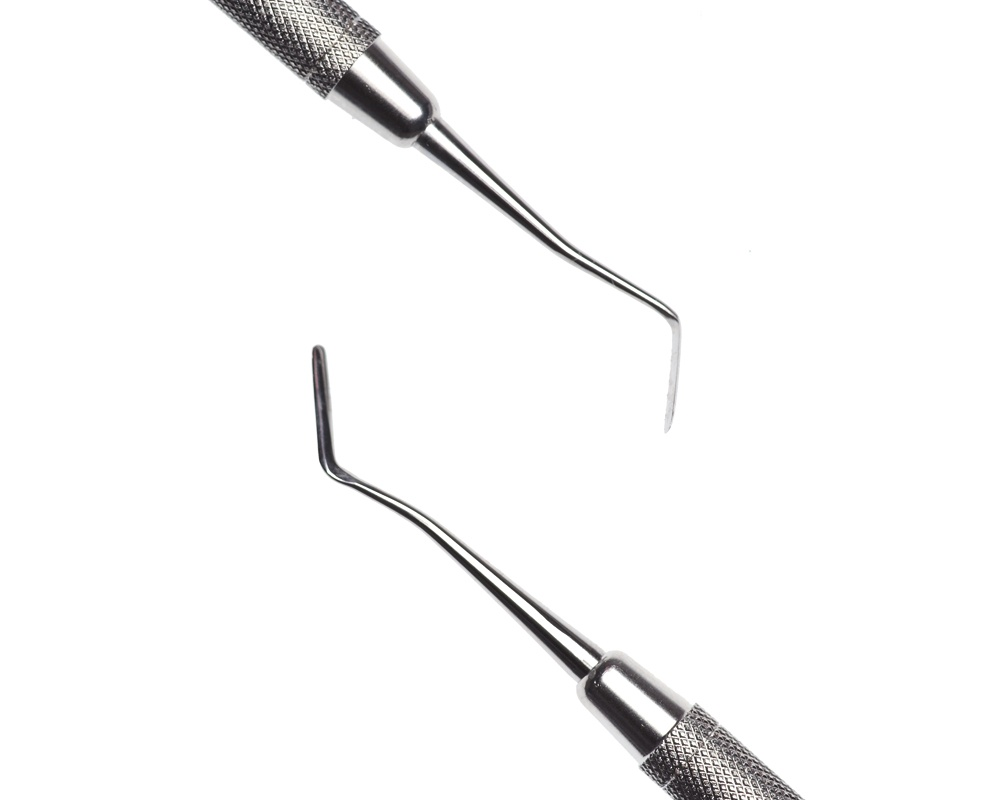 Стоматологический инструмент - Нож-гладилка для внутр. проксим. поверхности (N1150-H, N1522-O, N1110-R)