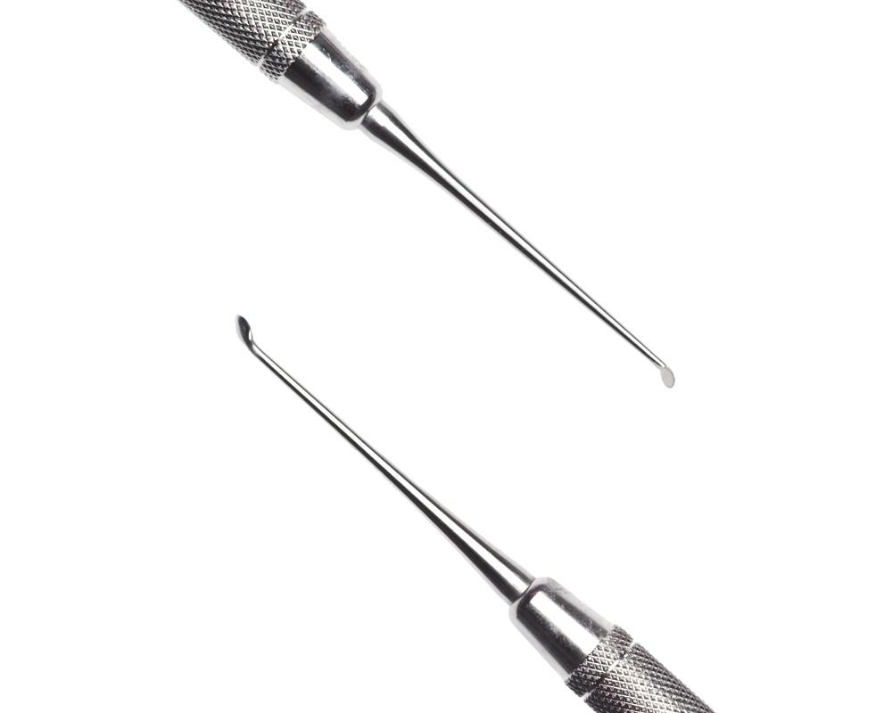 Стоматологический инструмент - Нож-гладилка Cleoid/Discoid 90-93 (N0393-H, N0369-O, N0347-R)