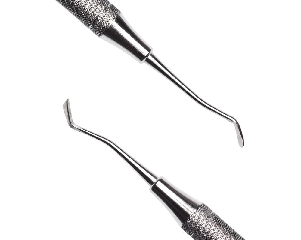 Стоматологический инструмент - Нож-гладилка Walls 3 (N1680-H, N1678-O, N1676-R)