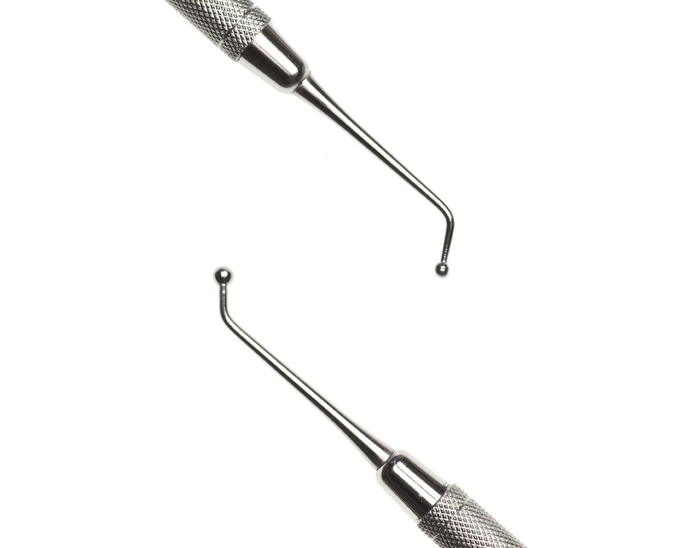 Стоматологический инструмент - Штопфер-Барнишер 25-26 (N0435-H, N0421-O)
