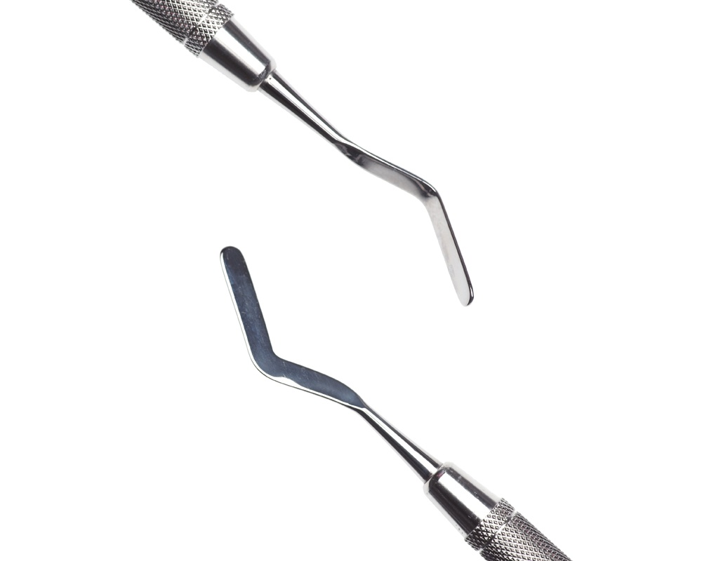 Стоматологический инструмент - Шпатель Heidemann 3 (N0471-H, N0465-O, N0459-R), Nova