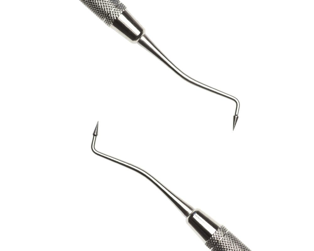 Стоматологический инструмент - (Штопфер-гладилки) Инструмент для моделирования воска PK Thomas 3 (N0497-H, N1594-O, N0487-R)