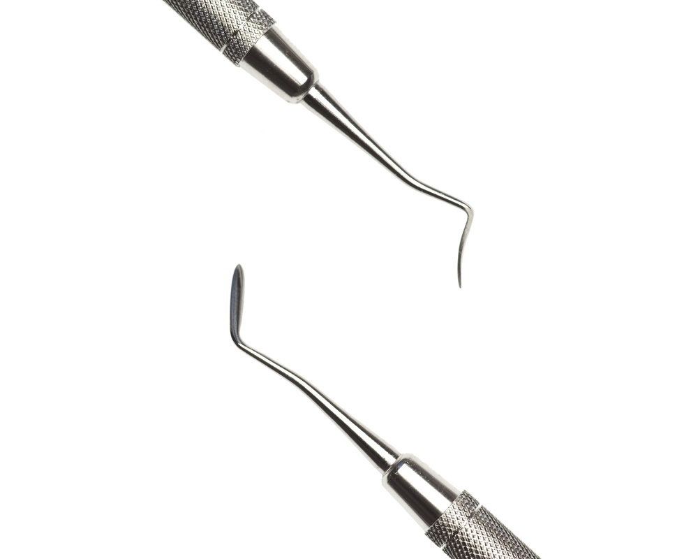 Стоматологический инструмент - (Штопфер-гладилки) Инструмент для моделирования воска PK Thomas 4 (N0499-H, N1596-O, N0489-R)