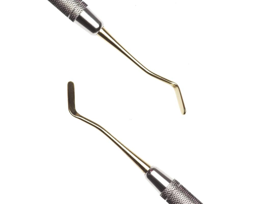 Стоматологический инструмент - Штопфер-Инструмент для моделирования композитов Composite 4 (N1140-H, N1100-R, N2020-S)