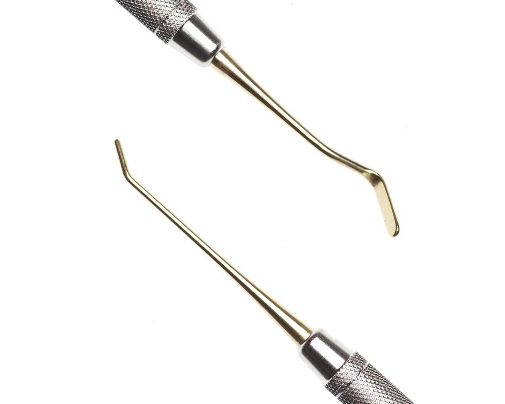Стоматологический инструмент - Штопфер-Инструмент для моделирования композитов Composite 5 (N1142-H, N1102-R, N2022-S )