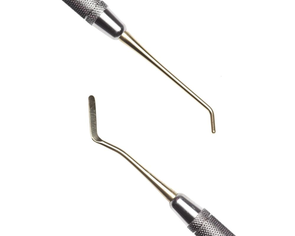 Стоматологический инструмент - Штопфер-Инструмент для моделирования композитов Composite 6 (N1144-H, N1104-R, N2024-S)