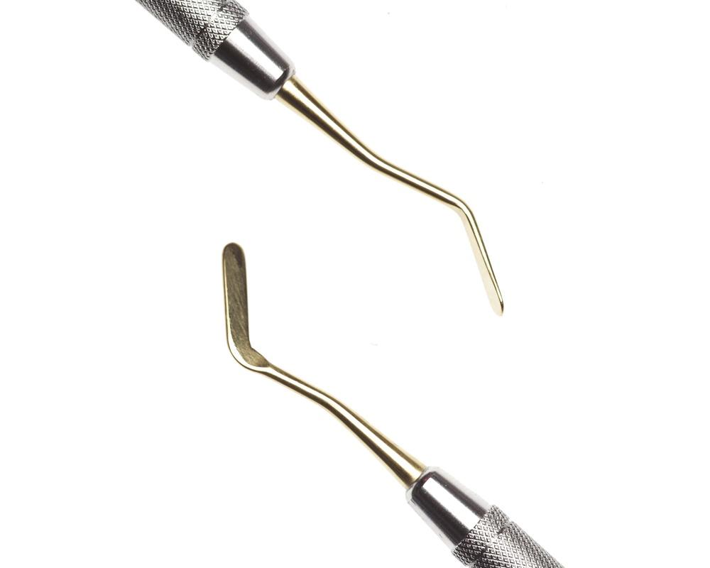 Стоматологический инструмент - Штопфер-Инструмент для моделирования композитов Composite 11 UK (N1172-H, N1802-O, N1132-R, N2030-S)
