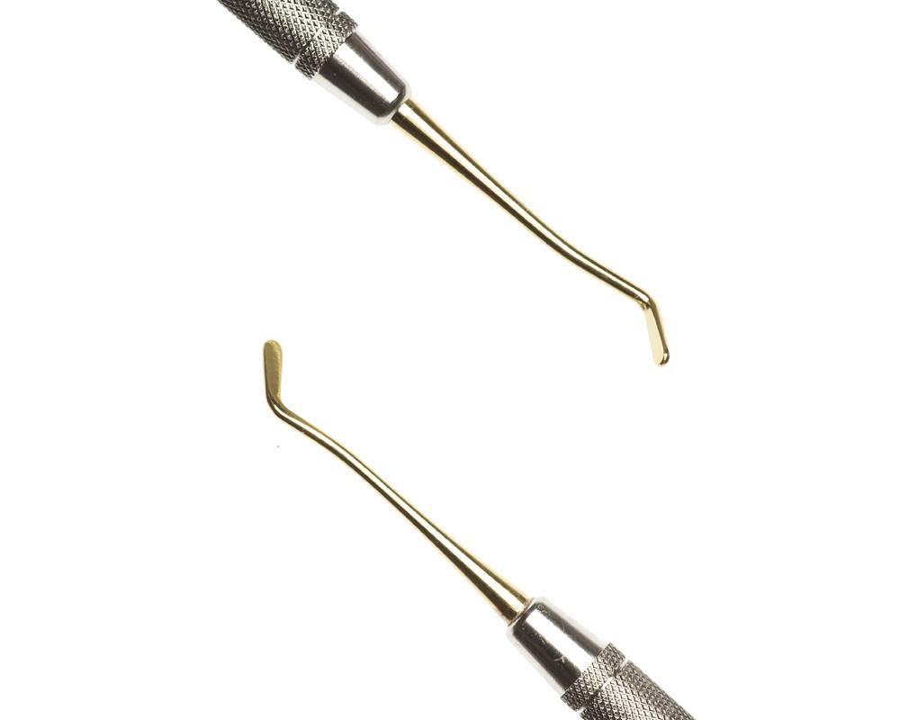 Стоматологический инструмент - Штопфер-Инструмент для моделирования композитов Composite 179S (N1176-H, N1808-O, N1136-R, N2004-S)