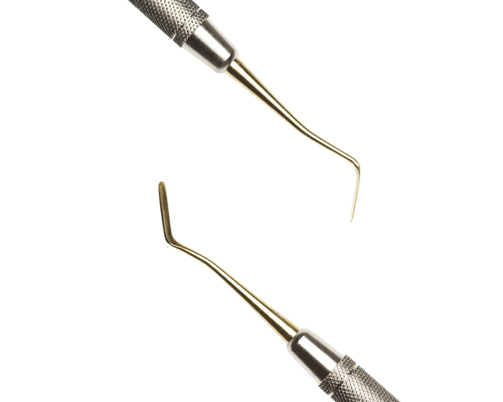 Стоматологический инструмент - Штопфер-Инструмент для внутр. проксим. поверхности (N1150-H, N1110-R, N2010-S)