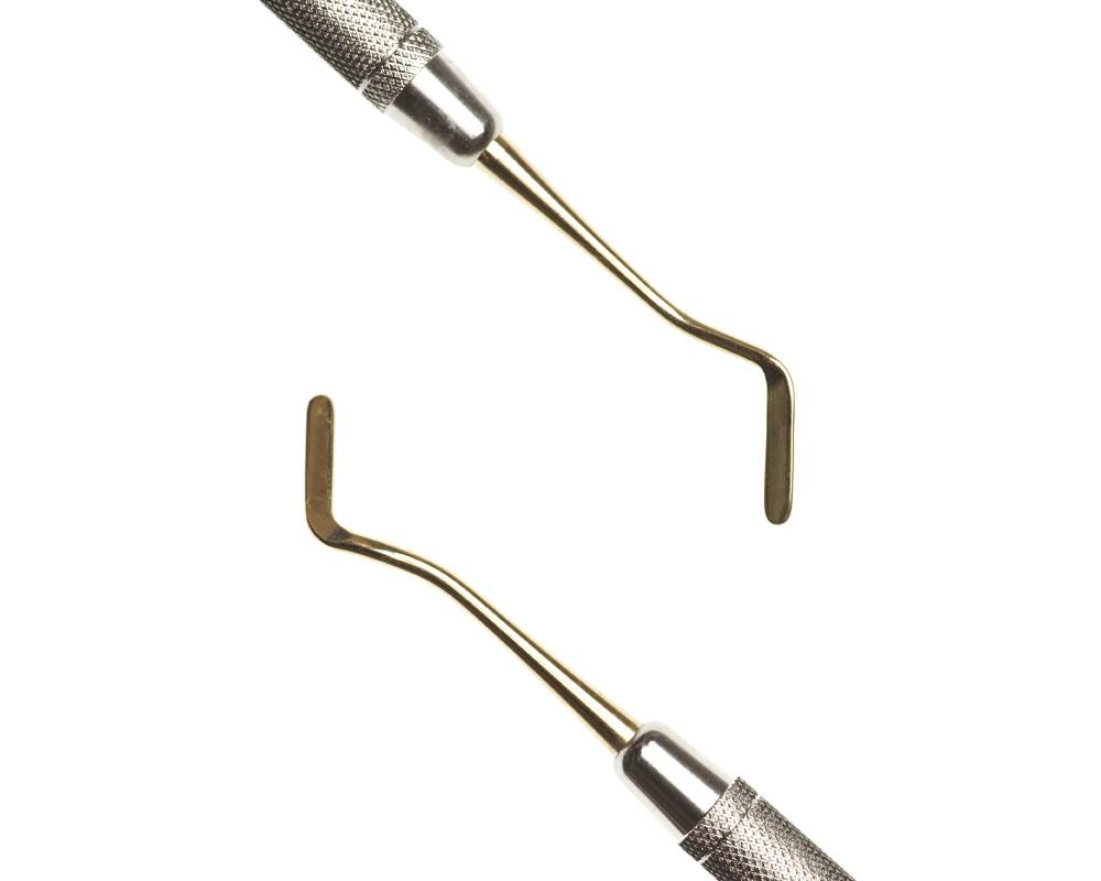 Стоматологический инструмент - Штопфер-Инструмент для моделирования композитов Gregg 4/5 (N1152-H, N1112-R, N2032-S)