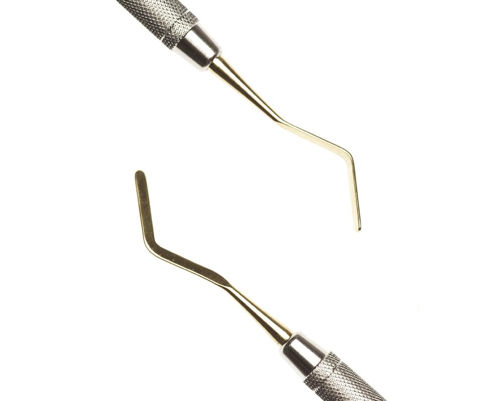 Стоматологический инструмент - Штопфер-Инструмент для моделирования композитов Heidemann 1 (N1164-H, N1124-R, N2014-S)