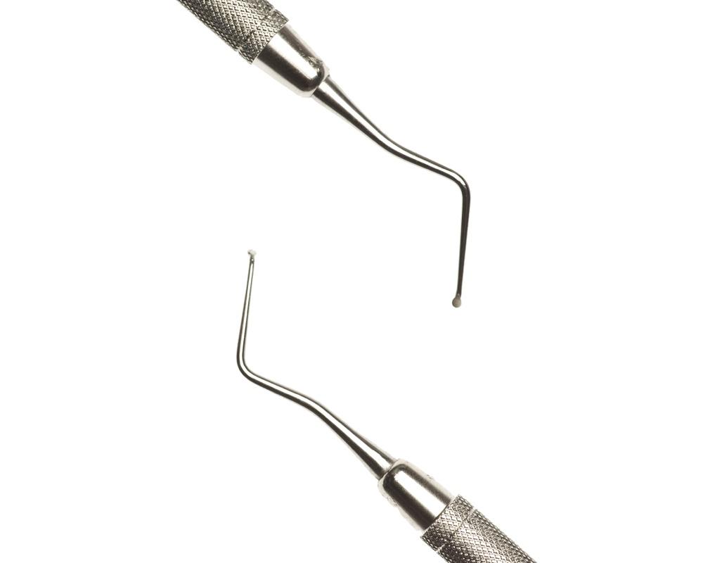 Стоматологический инструмент - Экскаватор эндодонтический 31L (N0531-H, N1600-O, N0525-R), Nova
