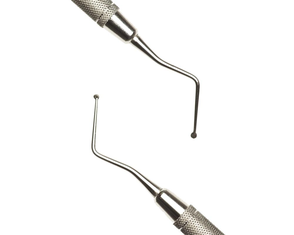 Стоматологический инструмент - Экскаватор 32L (N0533-H, N1602-O, N0527-R), Nova