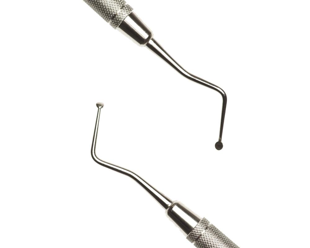 Стоматологический инструмент - Экскаватор 33L (N0535-H, N1604-O, N0529-R), Nova