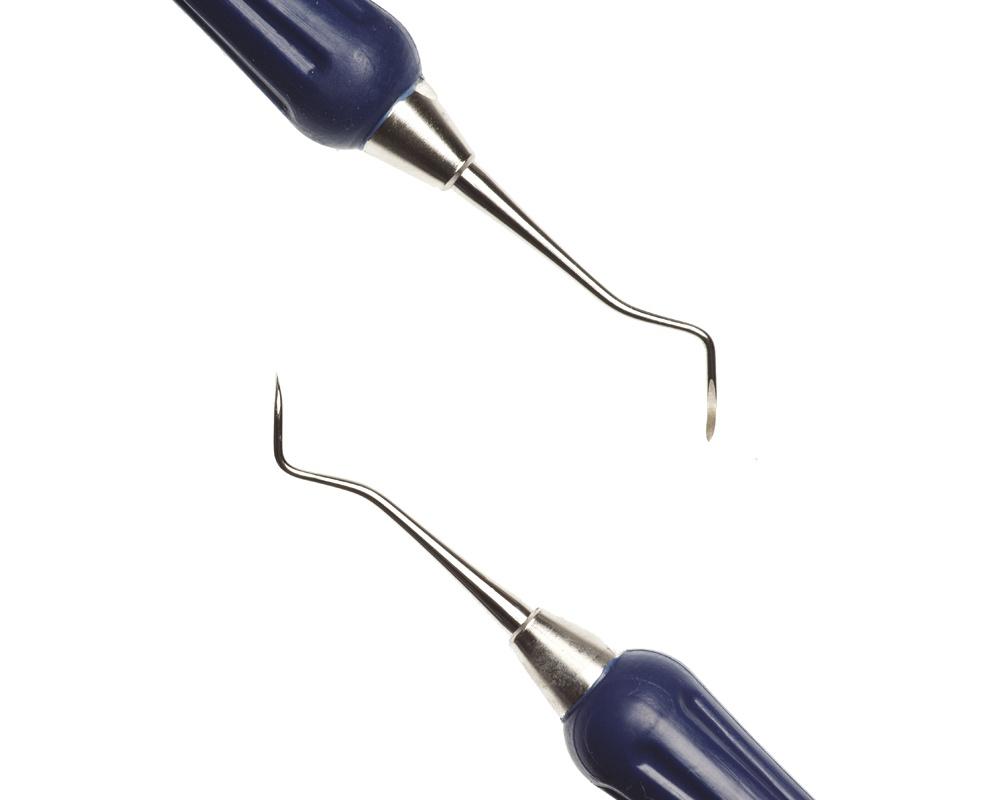 Стоматологический инструмент - Скалер 204S (N0637-H, N0697-S), Nova