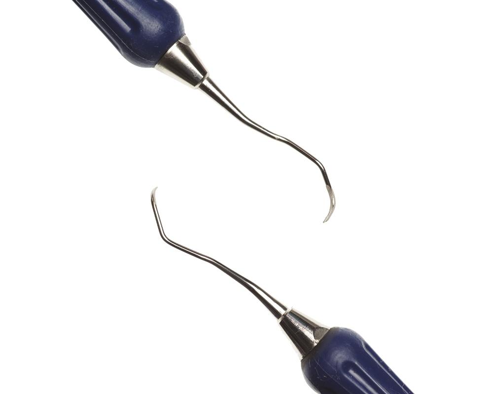 Стоматологический инструмент - Кюрета Gracey 13-14 (N0655-H, N0715-S), Nova