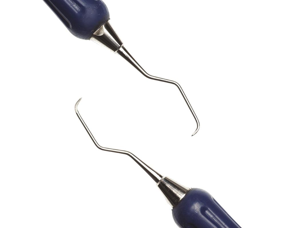Стоматологический инструмент - Кюрета Mini Gracey 3-4 (N1862-H, N1882-S), Nova