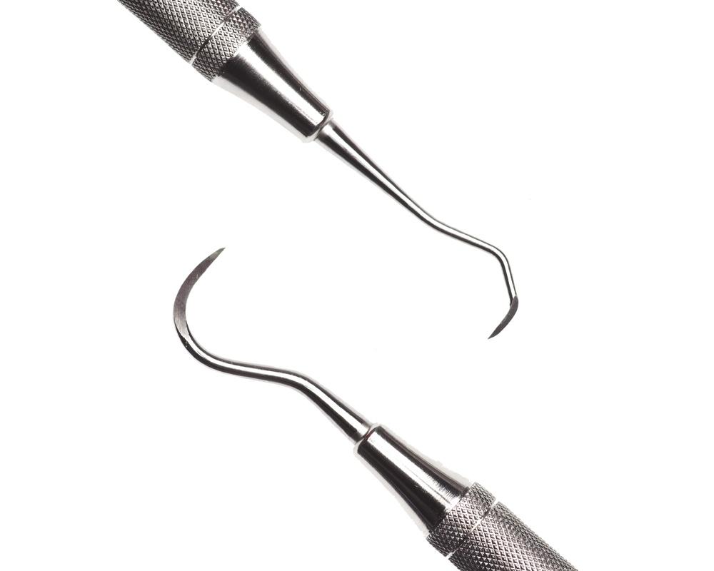Стоматологический инструмент - Скалер U15-33 (N0665-H, N0725-S), Nova