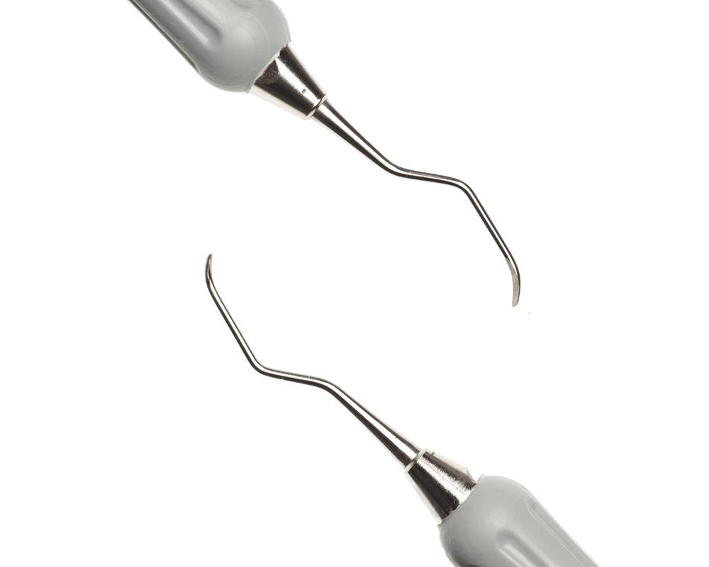 Стоматологический инструмент - Кюрета Columbia 2L-2R (N0667-H, N0727-S), Nova