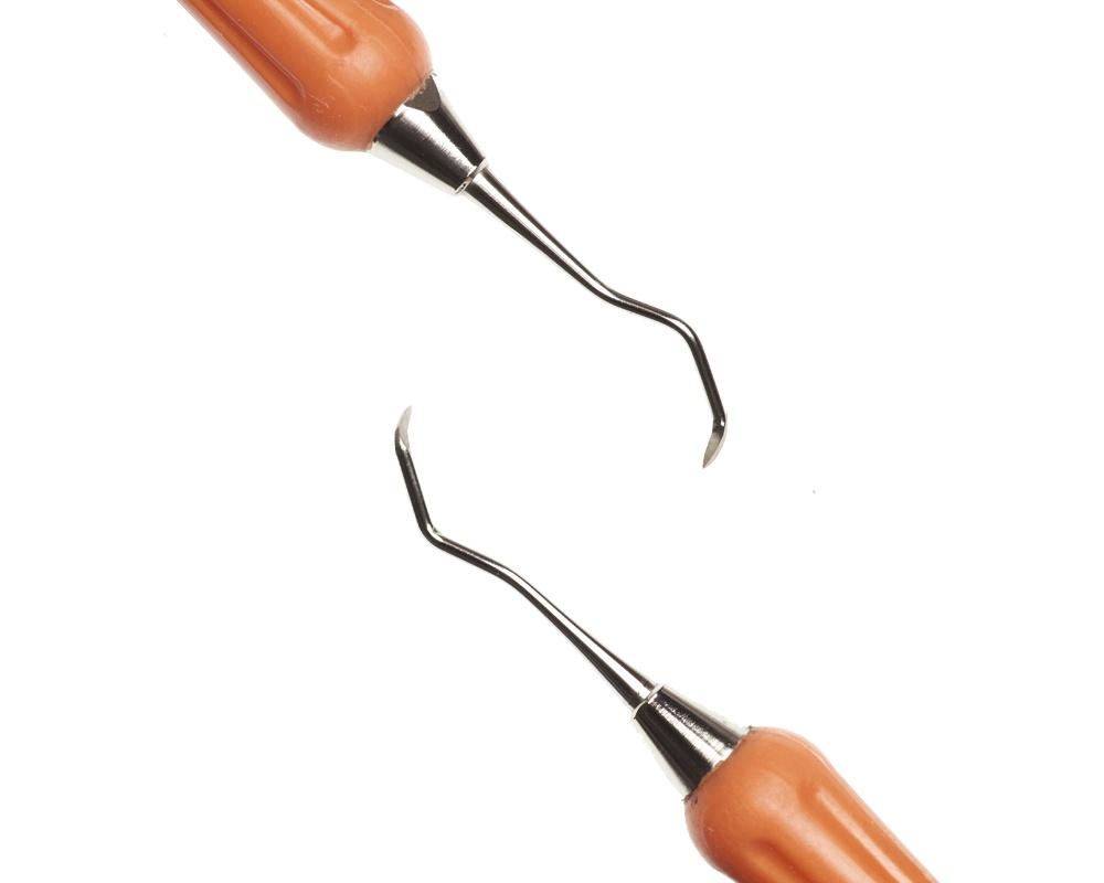 Стоматологический инструмент - Скалер Jaquette 2-3 (N0673-H, N0733-S), Nova