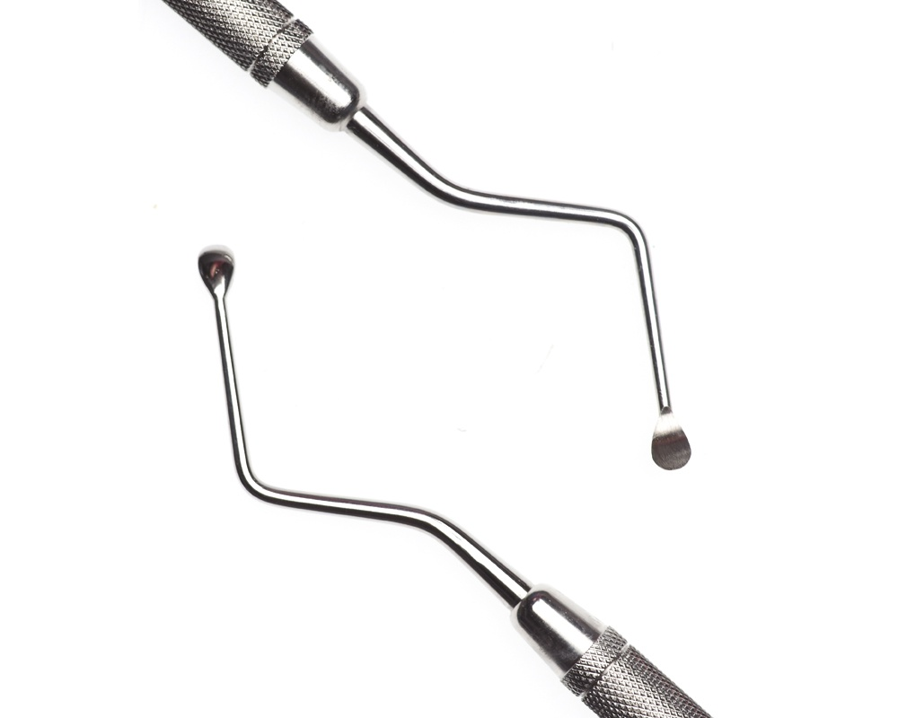 Стоматологический инструмент - Кюрета Lucas 87 (N0793-H, N0775-R), Nova