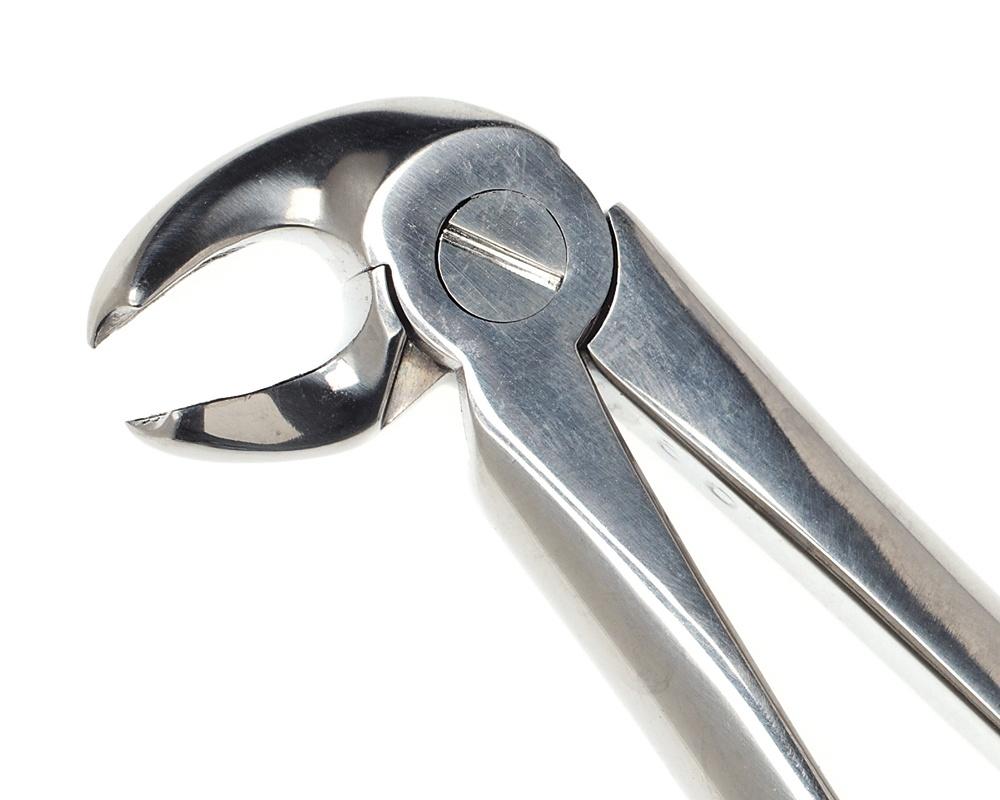 Стоматологический инструмент - Щипцы 23 (N0952), Nova