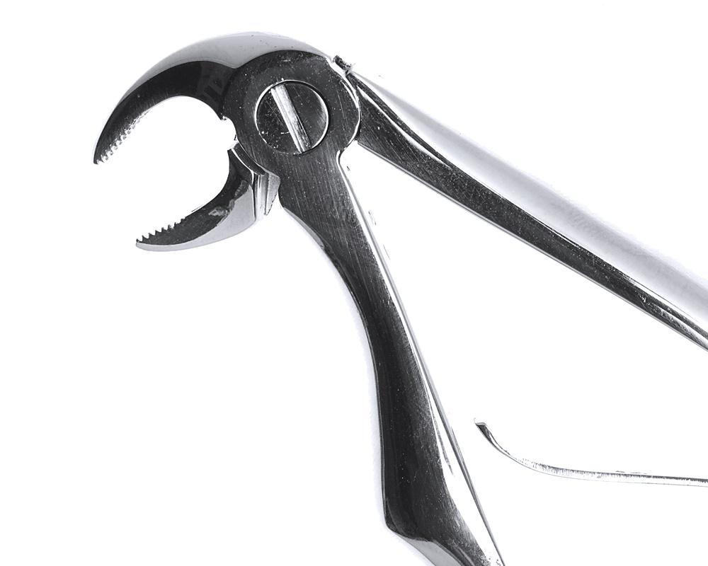 Стоматологический инструмент - Педодонтические щипцы 5 (N1059), Nova