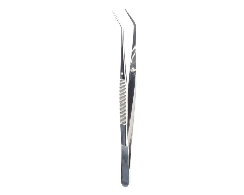 Стоматологический инструмент - Пинцет College Plain (N0919 - стандартный, N0919-N-немагнитный), Nova