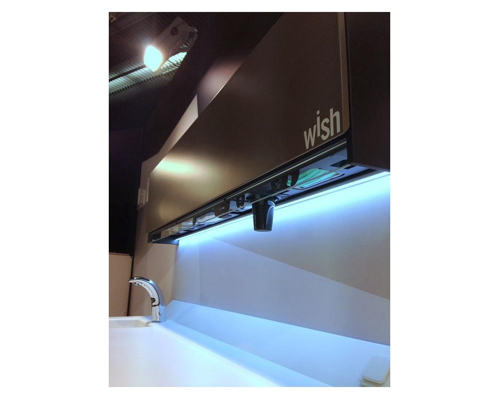 Стоматологическая мебель - Стоматологические модули хранения Wish