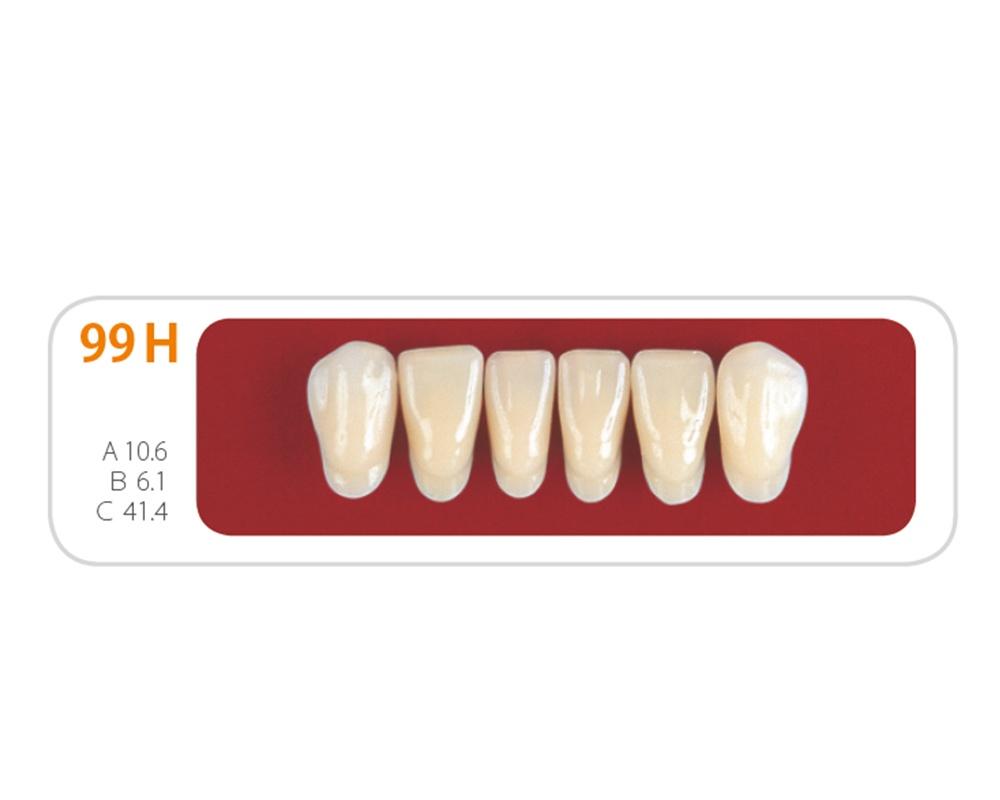 Зубы - Зубы Uniсryl 99H