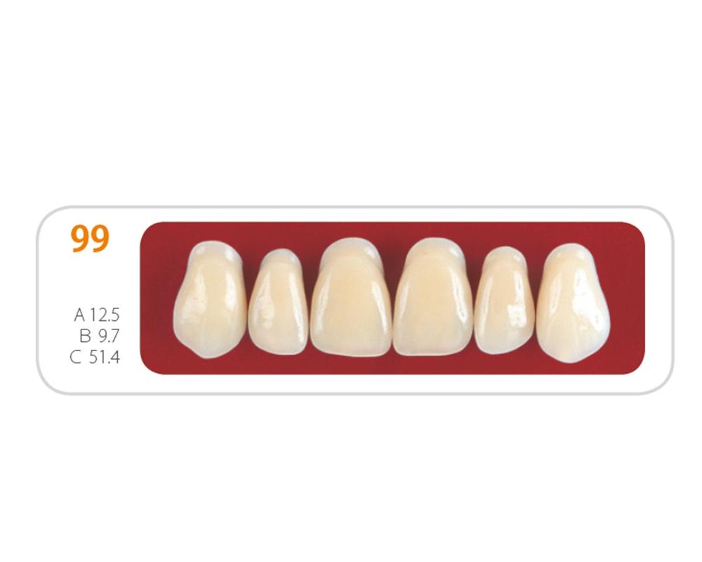 Зубы - Зубы Uniсryl 99