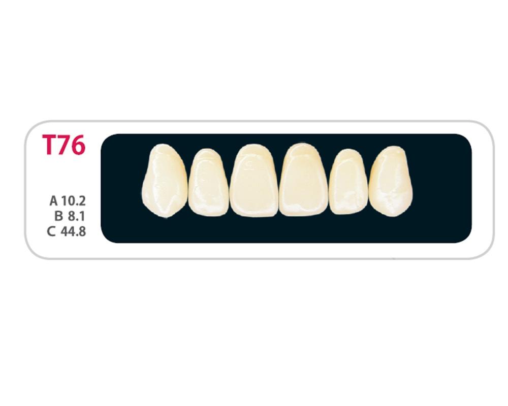 Зубы - Зубы Uniсryl Plus T76